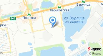 Всеукраинская общественная организация Mercedes-Benz club Ukraine на карте