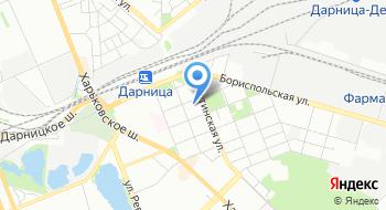 Компания Окно-центр на карте