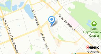 Компания Термо Кинг Украина на карте