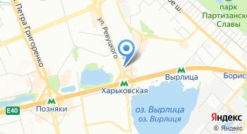 Центр отдыха Максимум на карте