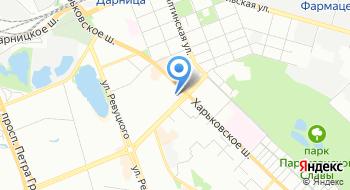 Киевская богословская семинария на карте