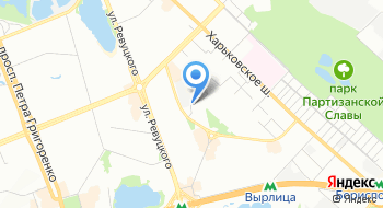 Украинская скаутская организация Эхо на карте