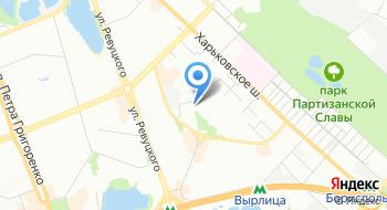 Врач-косметолог Бондарева Л.В. на карте
