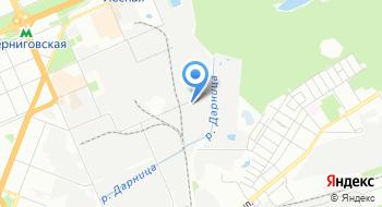 Пивоварни Гончарова на карте