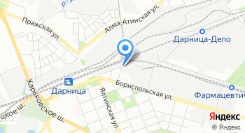 Компания Термолайф на карте
