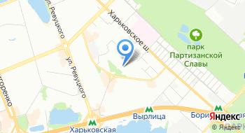 Компания Тарон на карте