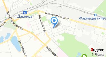 Ветеринарная клиника Ветпрофи на карте