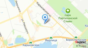 Туристический клуб Персей на карте