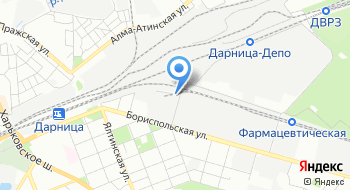Компания Евротрейдинг-Украина на карте