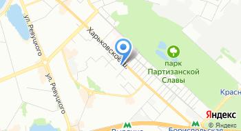 Компания Слуховые аппараты на карте