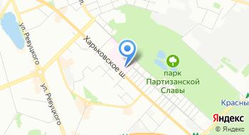 Городская клиническая больница №1 Медицинская комиссия для водителей автотранспорта на карте