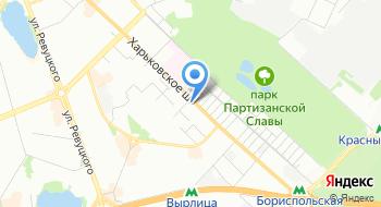Кафе-бар Красный хутор на карте