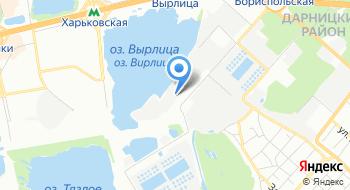 Компания Аскомаш на карте