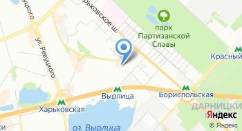 Интернет-магазин VNB на карте