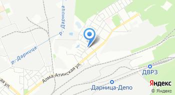 СТО Avtoshnaps на карте