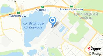 Автотехцентр АвтоЗахид на карте