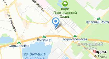 ТМ Zorina на карте