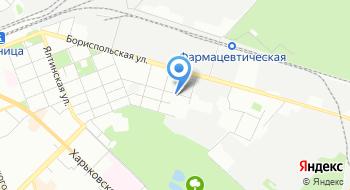 Компания Ильяш на карте