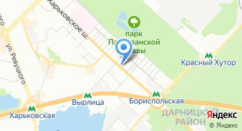 Компания Вишневый городок на карте