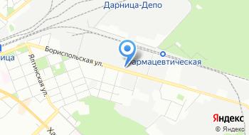 Компания Ивмар Украина на карте