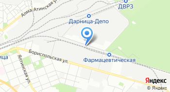 Компания АВ Сплав на карте