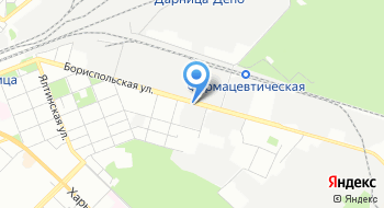 Киевхлеб Хлебокомбинат №11 на карте