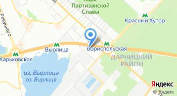 Компания МиК на карте