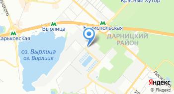 Компания Integra на карте