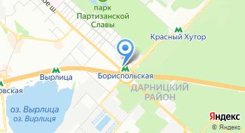 Авиакомпания МАУ на карте