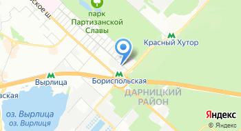 Компания Инструмент К на карте