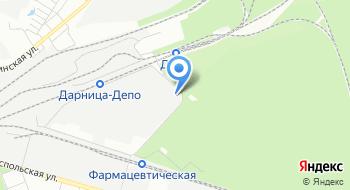 Компания Нова на карте