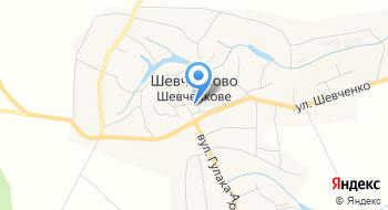 Ткаченко ФХ на карте