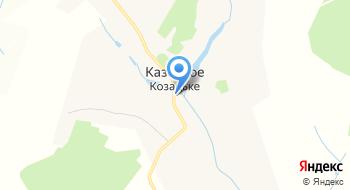 Козацький СВК на карте