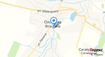 Новая Почта, Отделение №1 на карте