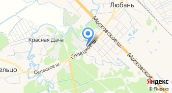 Монолит МК на карте