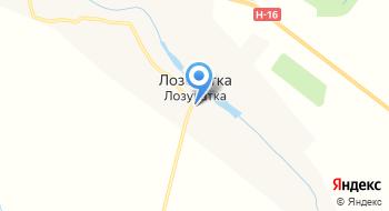 Першотравневе СООО на карте