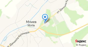 Завод Технологического Оборудования Млеевский на карте