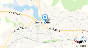 БРСМ-Нафта на карте