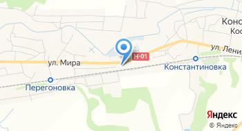 ЧП Федосенко А.Ф. на карте