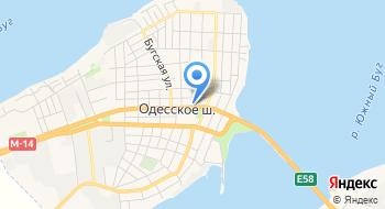 Николаевский Районный Совет на карте