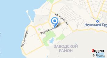 Детский сад Росинка на карте