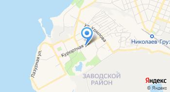 КП Николаевские парки на карте
