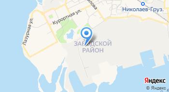 Николаевский завод ЖБИ на карте
