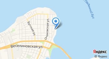 Николаевская центральная районная больница на карте