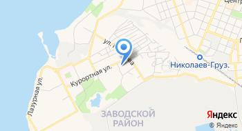 Николаевский областной дом ребенка на карте