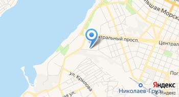 Николаевская мореходная школа на карте
