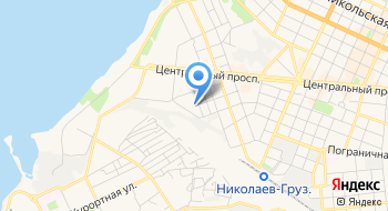 Николаевский национальный аграрный университет на карте