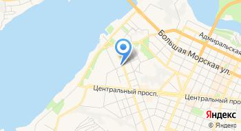 Николаевский облавтодор на карте