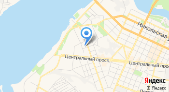 Николаевский Морской Лицей им. М. Александрова, Корпус № 2 на карте