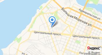 Николаевское кабельное телевидение на карте